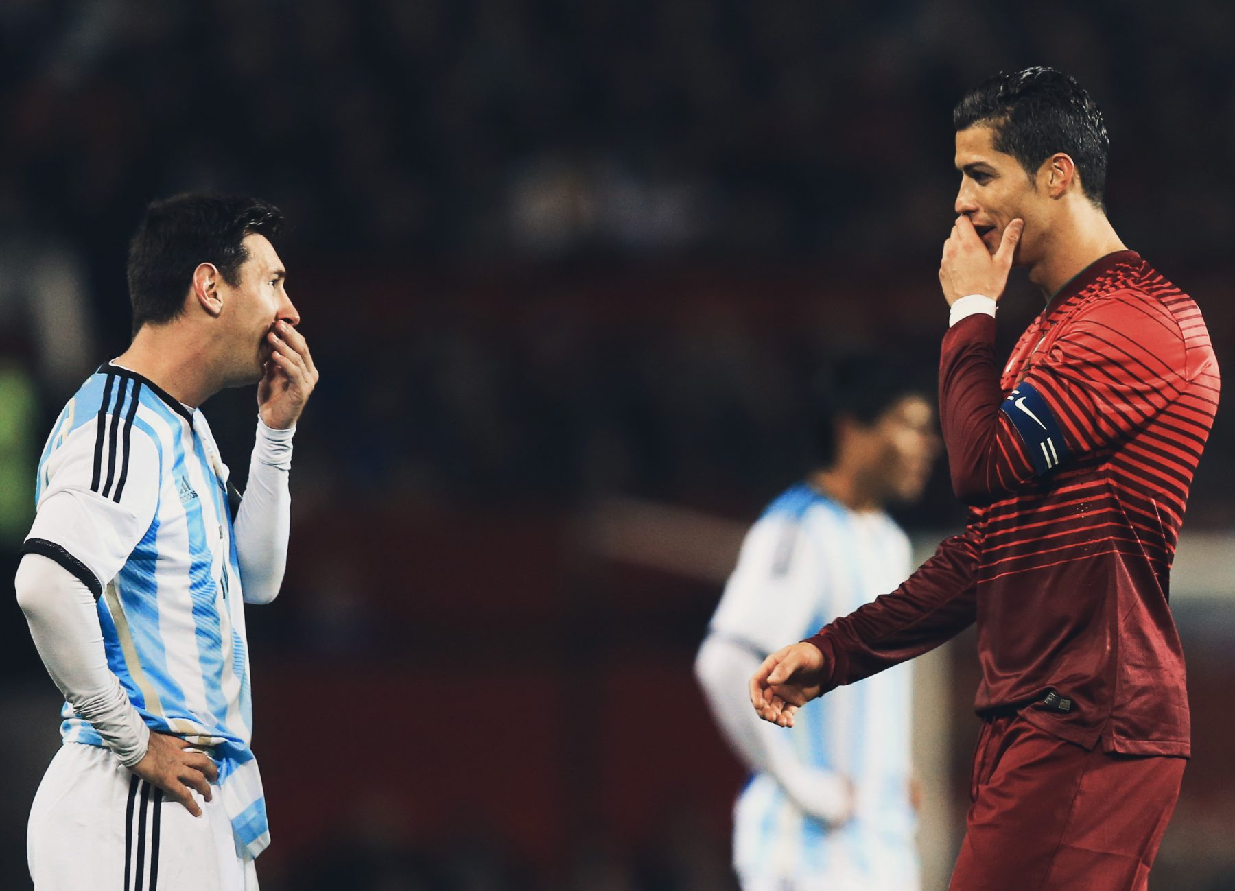 finest selection aae05 0fedf A legacy left behind: Lionel Messi, Cristiano Ronaldo and a ...