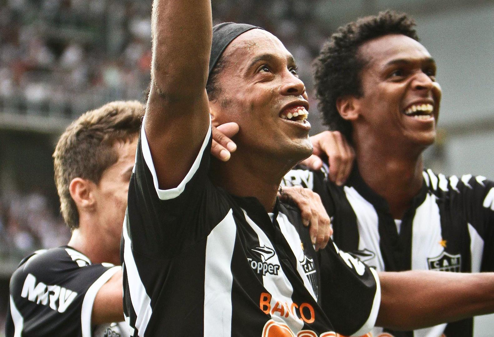 How Ronaldinho inspired Atlético Mineiro to Copa