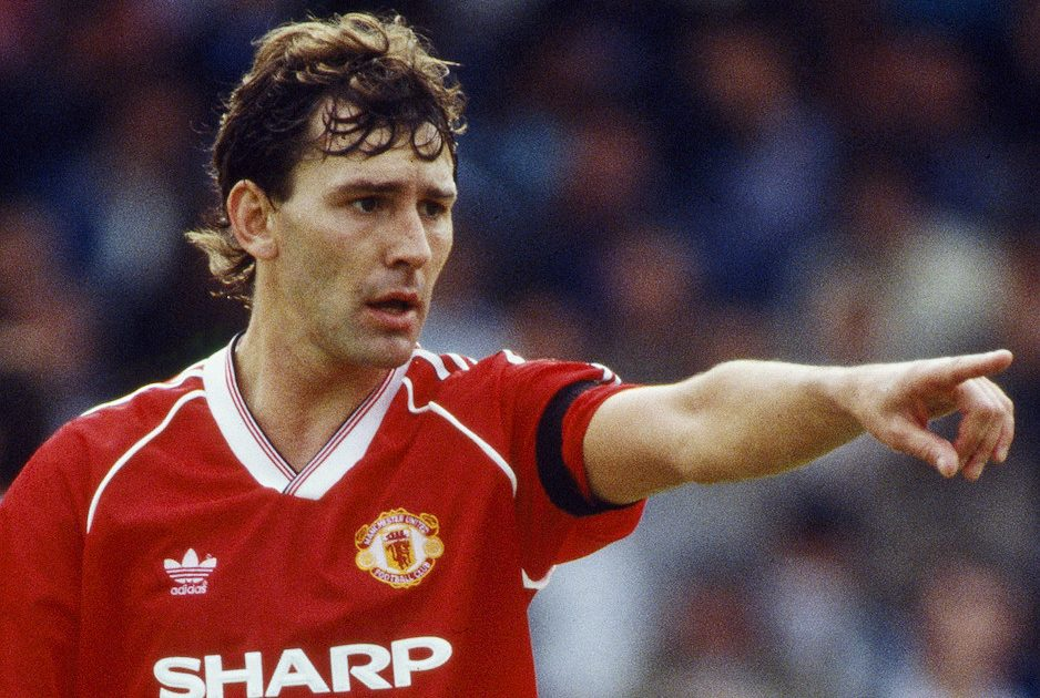 3f84ef70e83 How Bryan Robson became Captain Marvel at Manchester United
