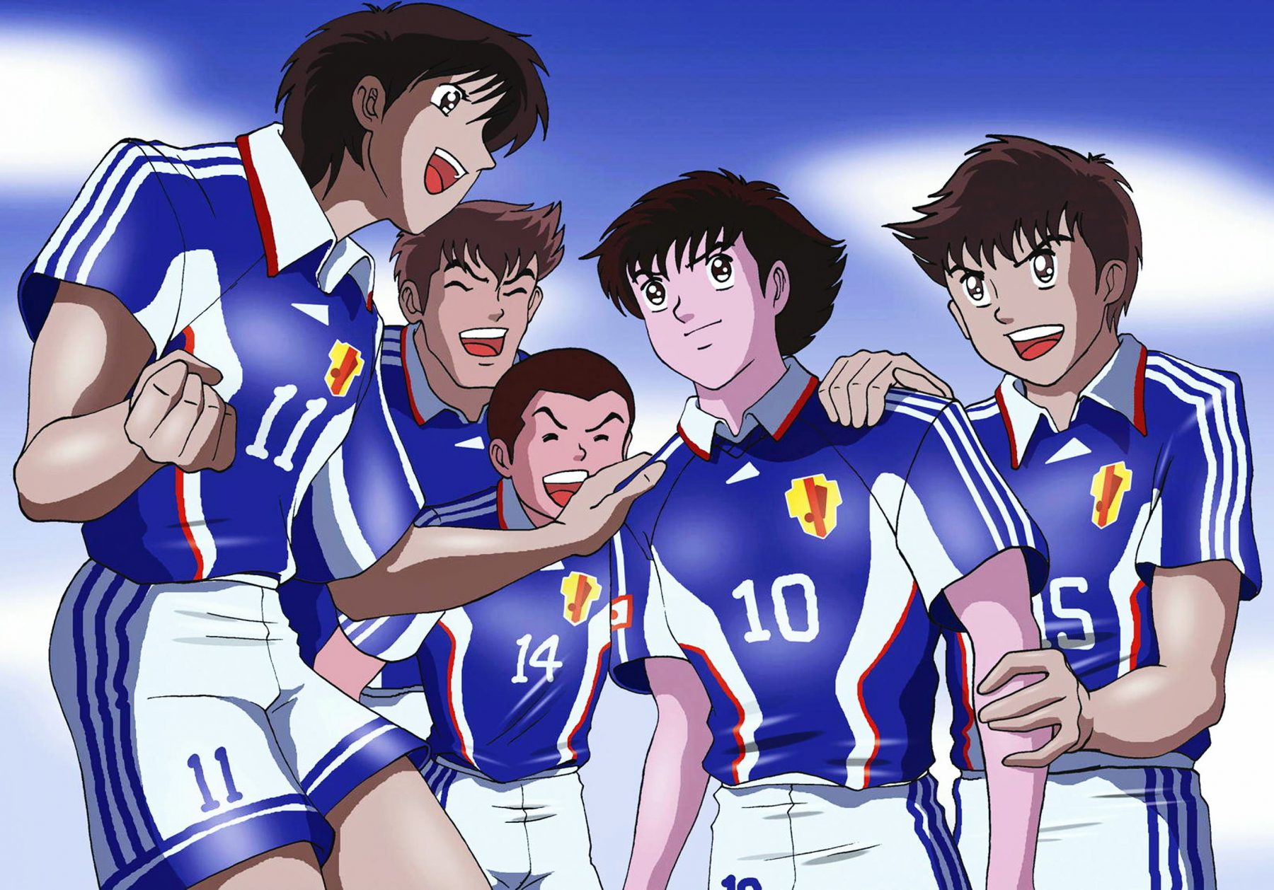 Captain Tsubasa The Anime Star Who Changed The Face Of