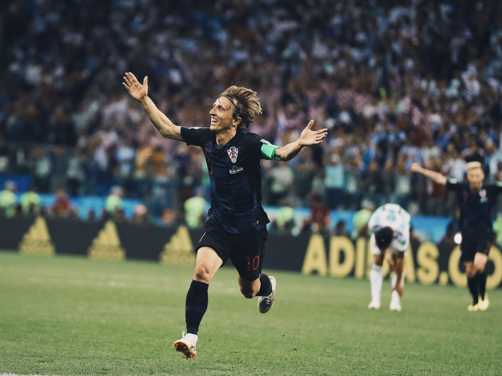 d5e7d48ac1c The making of Luka Modrić from war-torn Croatia to the world s best  midfielder