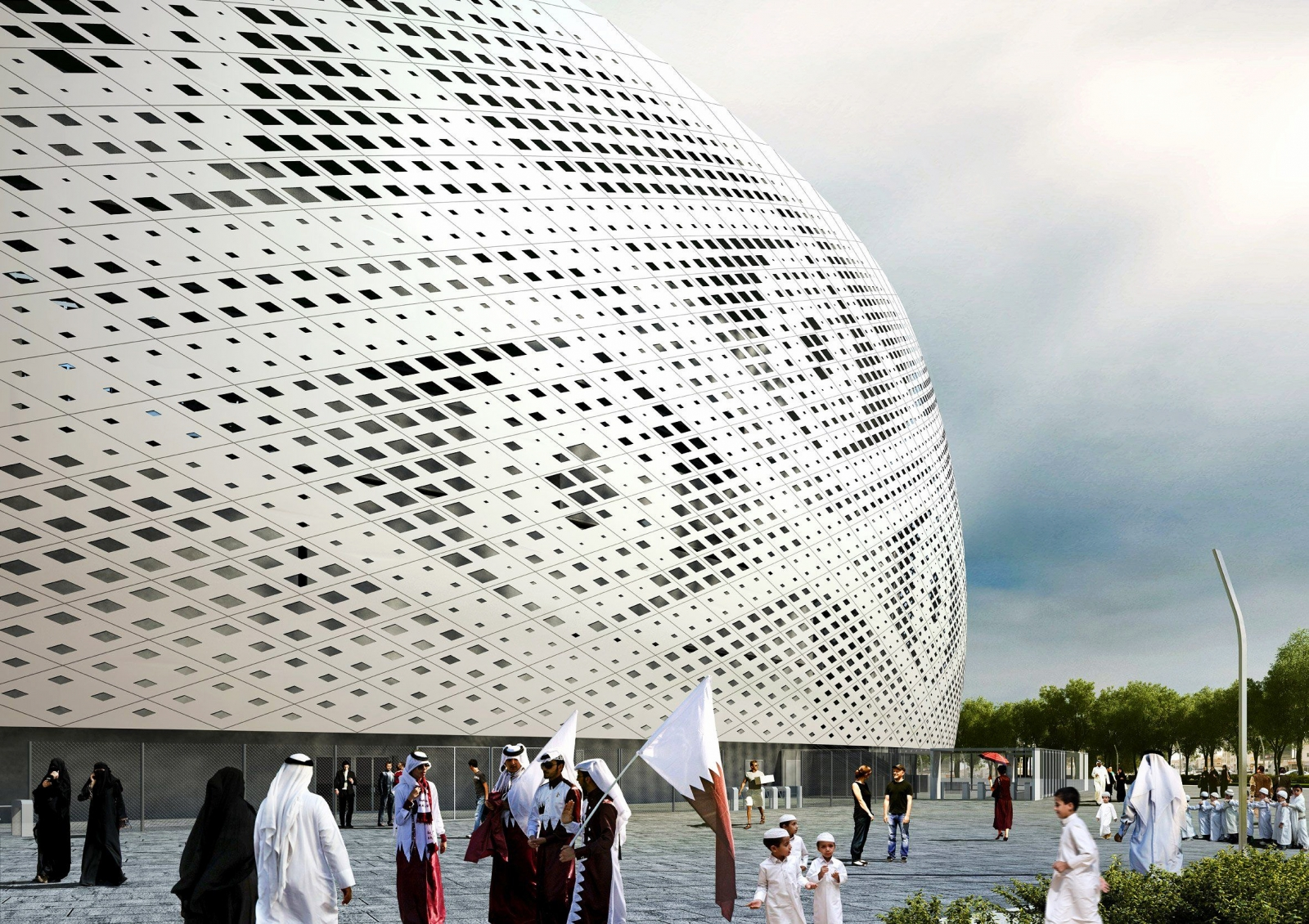 Can Qatar emulate Russia's outstanding hosting of the World Cup?
