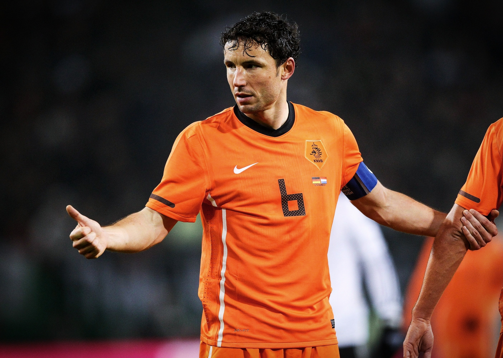 b95bb4a2fa8 The brawn and the brains of the divisive Mark van Bommel