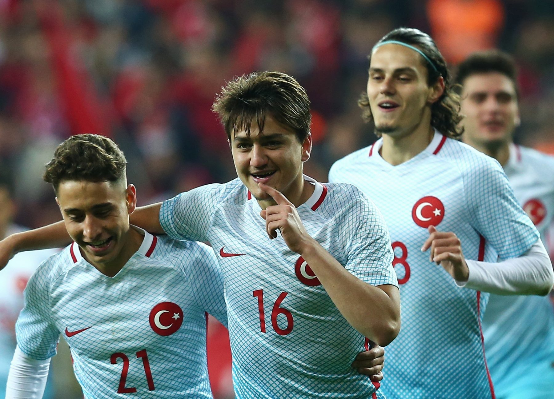 Why the World Cup in Russia can give Turkey hope for 2022