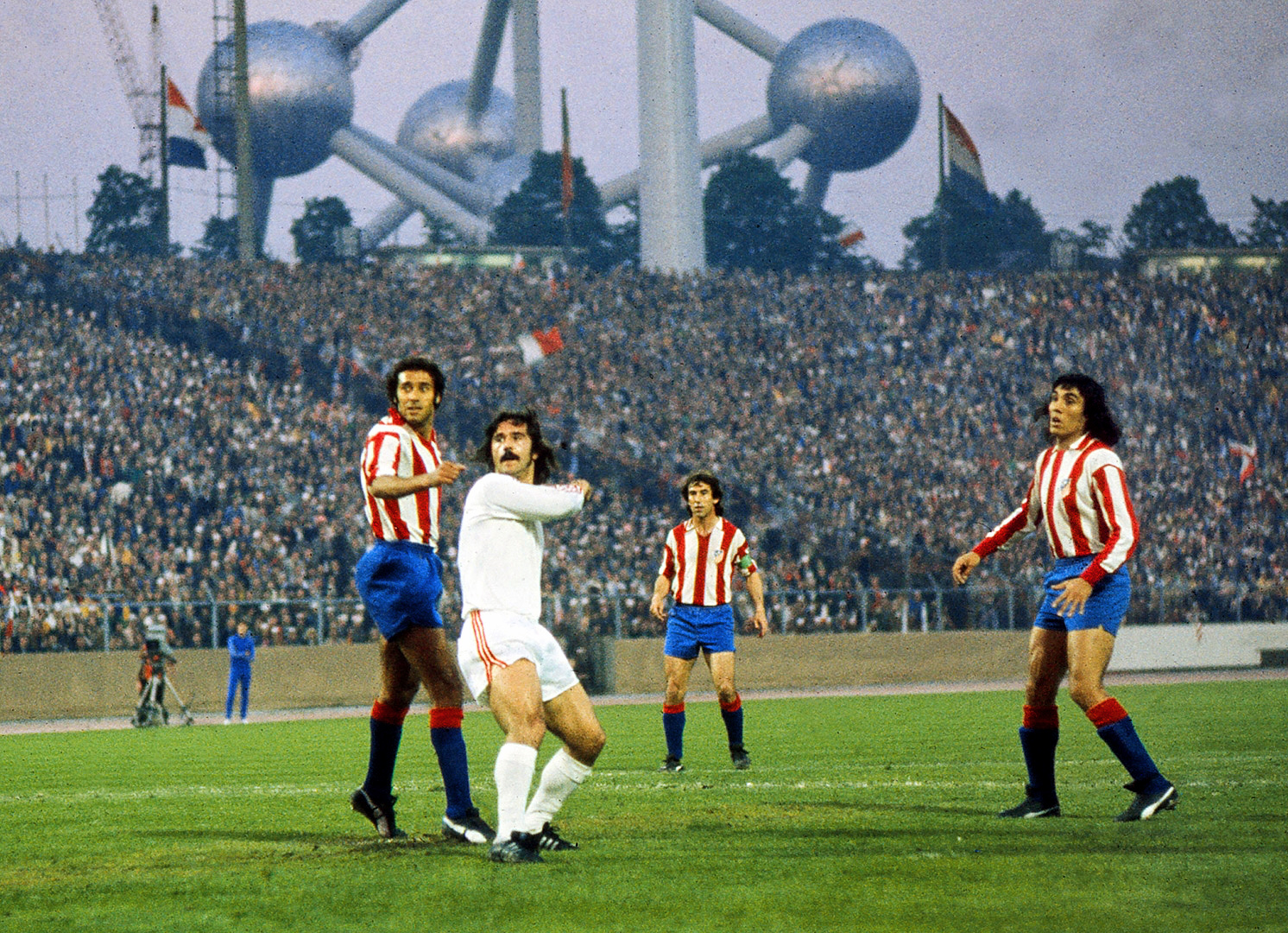 0ac5e69c266 How the 1974 European Cup final set Bayern Munich and Atlético Madrid on  different paths for decades