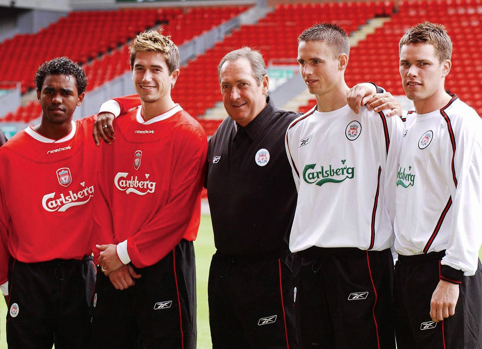 official photos cb285 9fcf8 The unravelling of Gerard Houllier's Liverpool