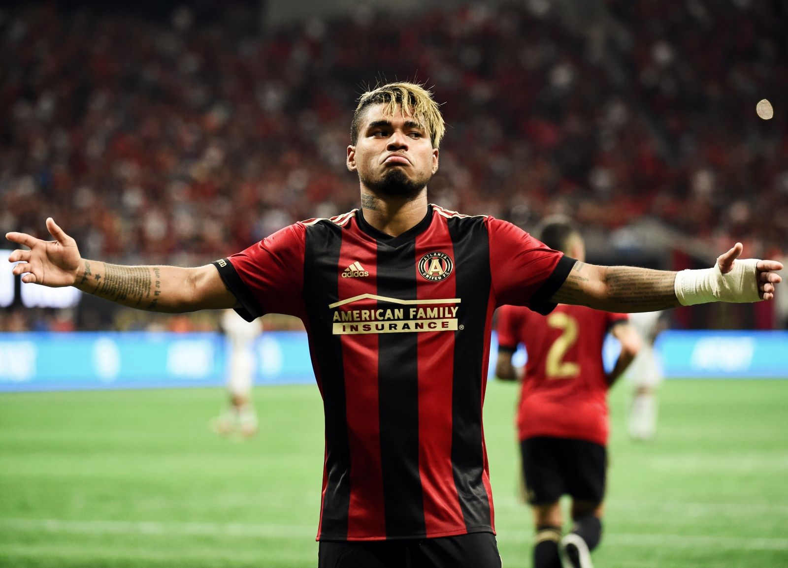 Josef Martínez  the Venezuelan hotshot breaking MLS records and raising  eyebrows for Atlanta United 2f8983052