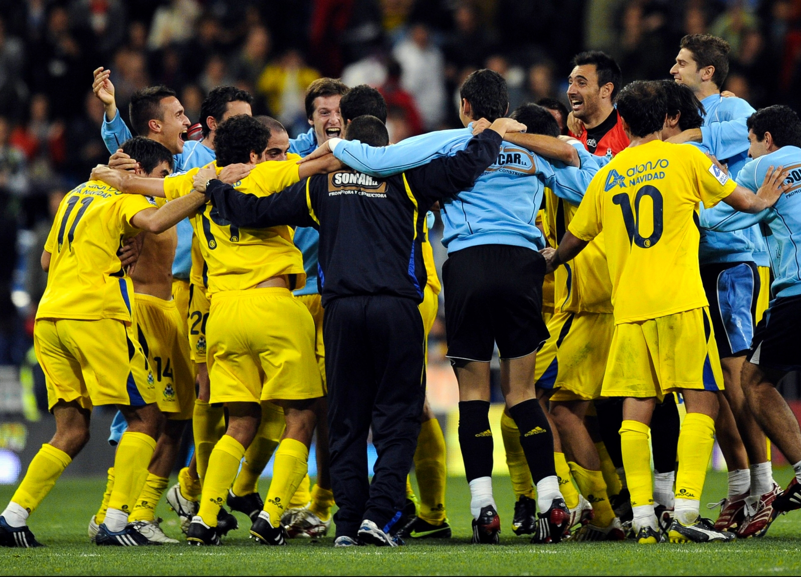 76476549a15 When third-tier Alcorcón famously hammered Real Madrid in the Copa del Rey  in 2009