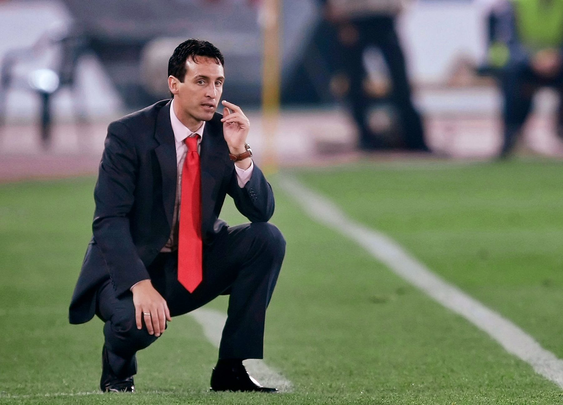 Image result for unai emery must go