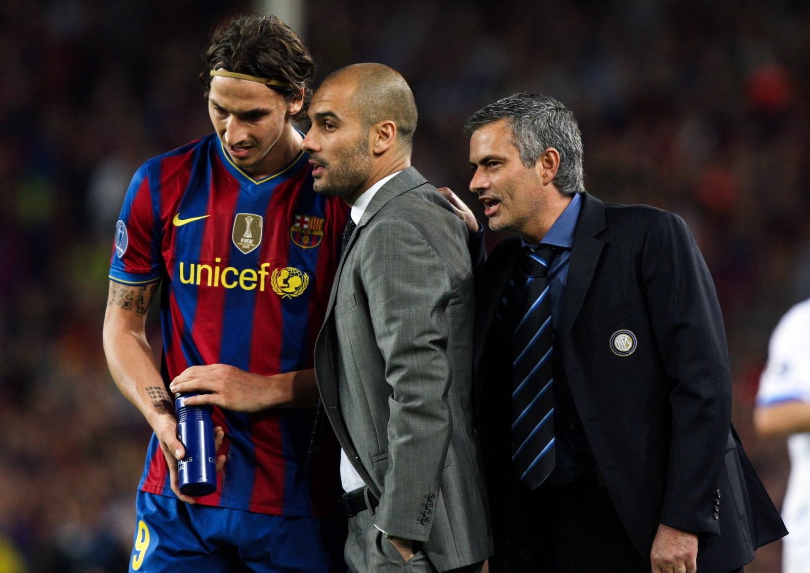 Inter v Barcelona: revisiting the Mourinho-Guardiola ...