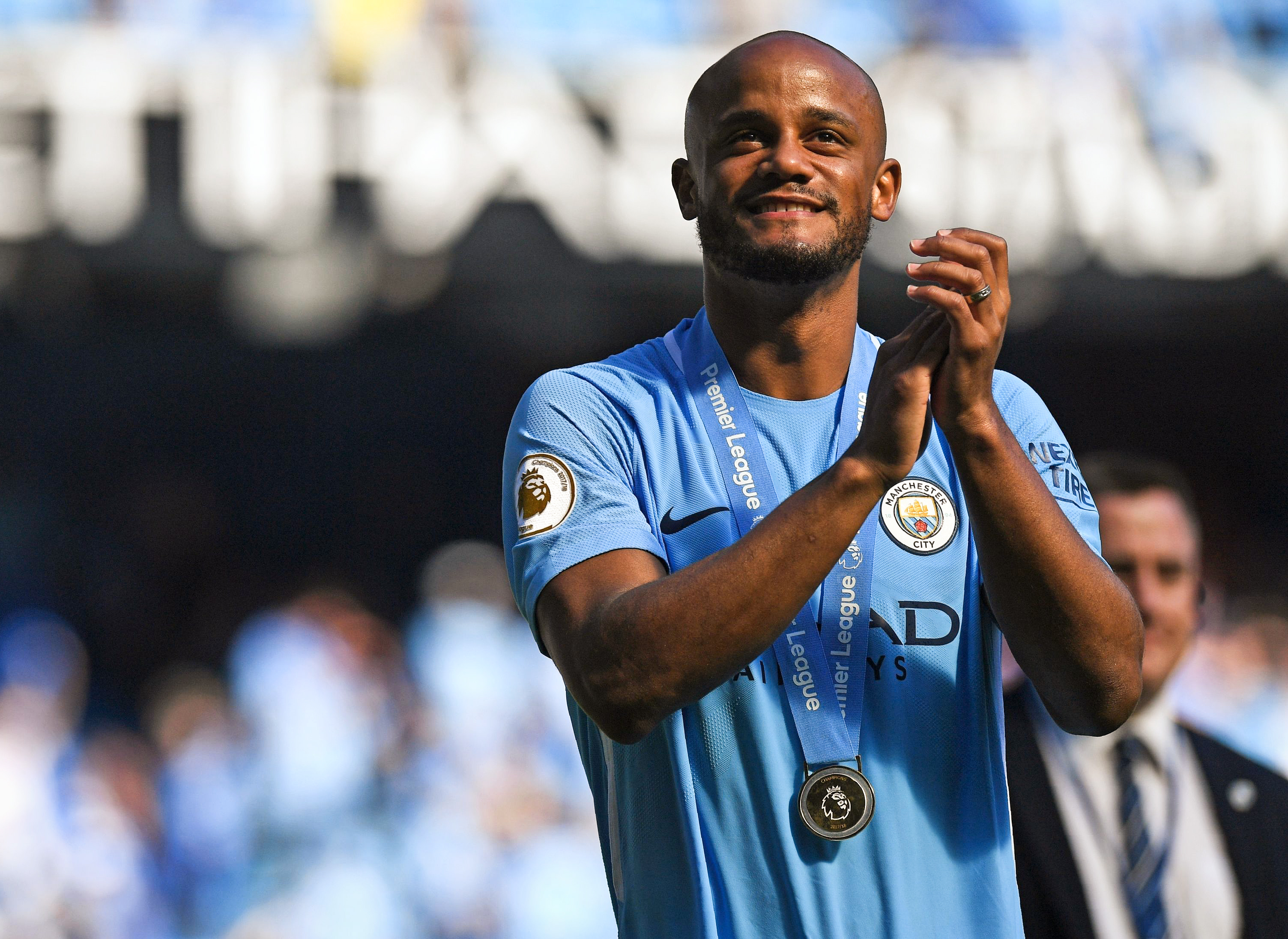 bf899e37d2e Vincent Kompany  the articulate outlier who rose to Manchester City legend