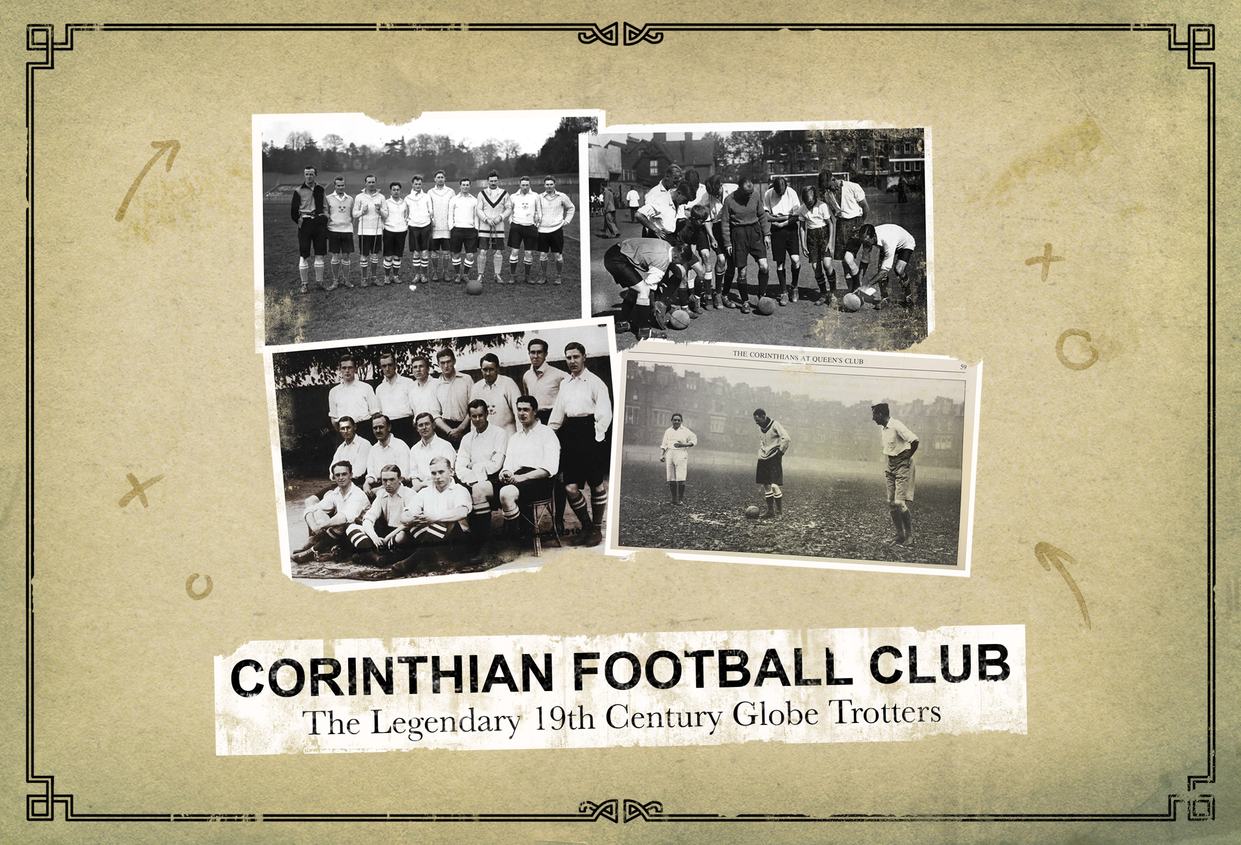 On The Corinthian Spirit: The Decline of Amateurism in Sport