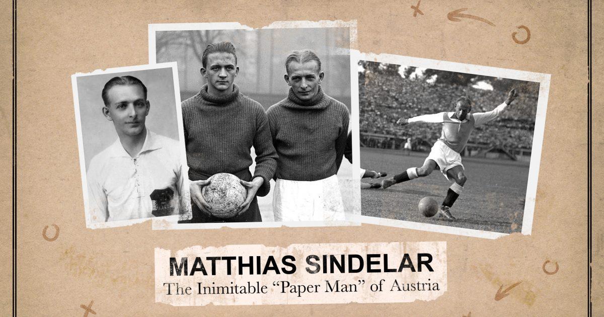 Risultati immagini per Matthias Sindelar