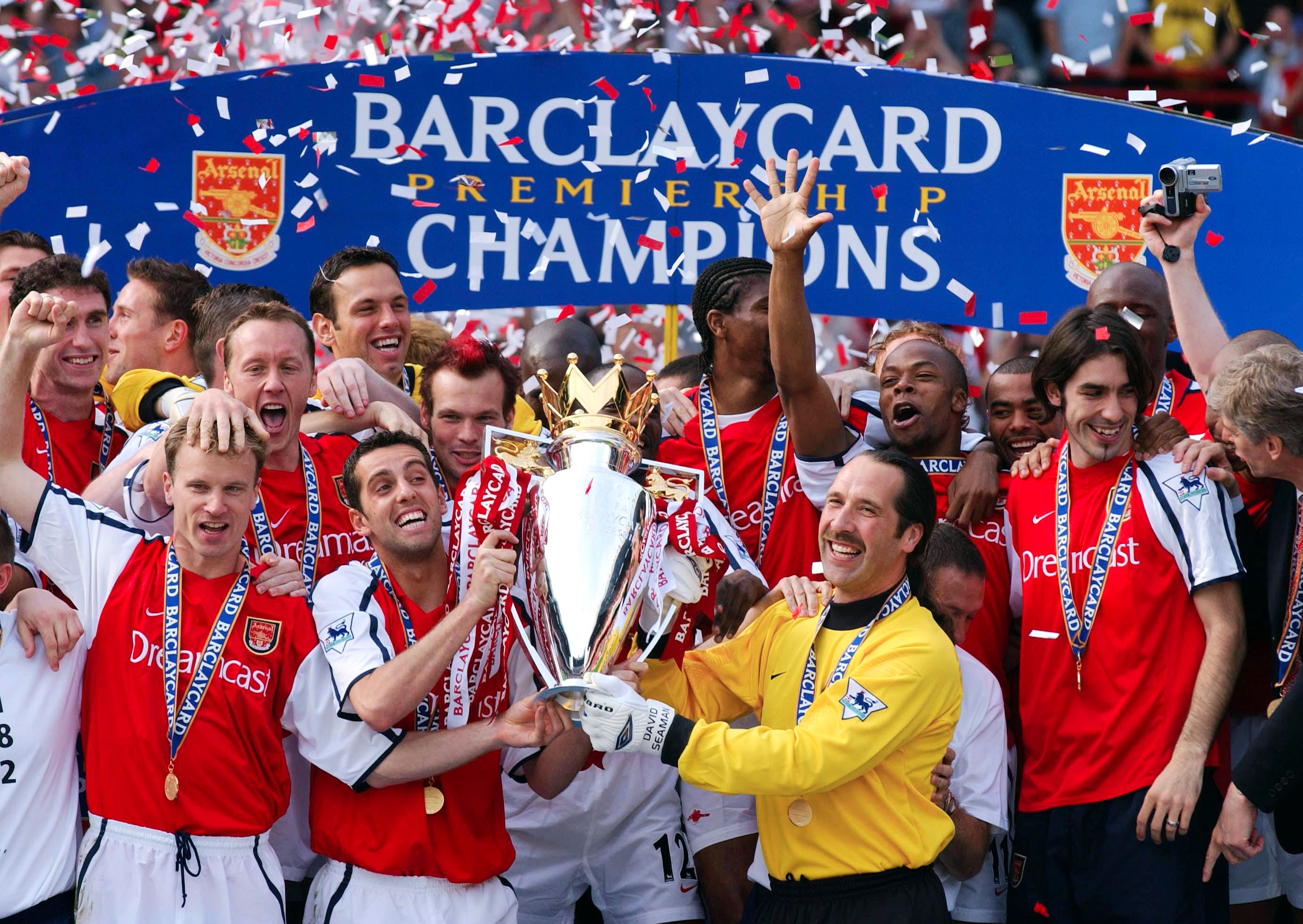 Why Arsenal's 2001/02 vintage are perhaps the greatest in the club's