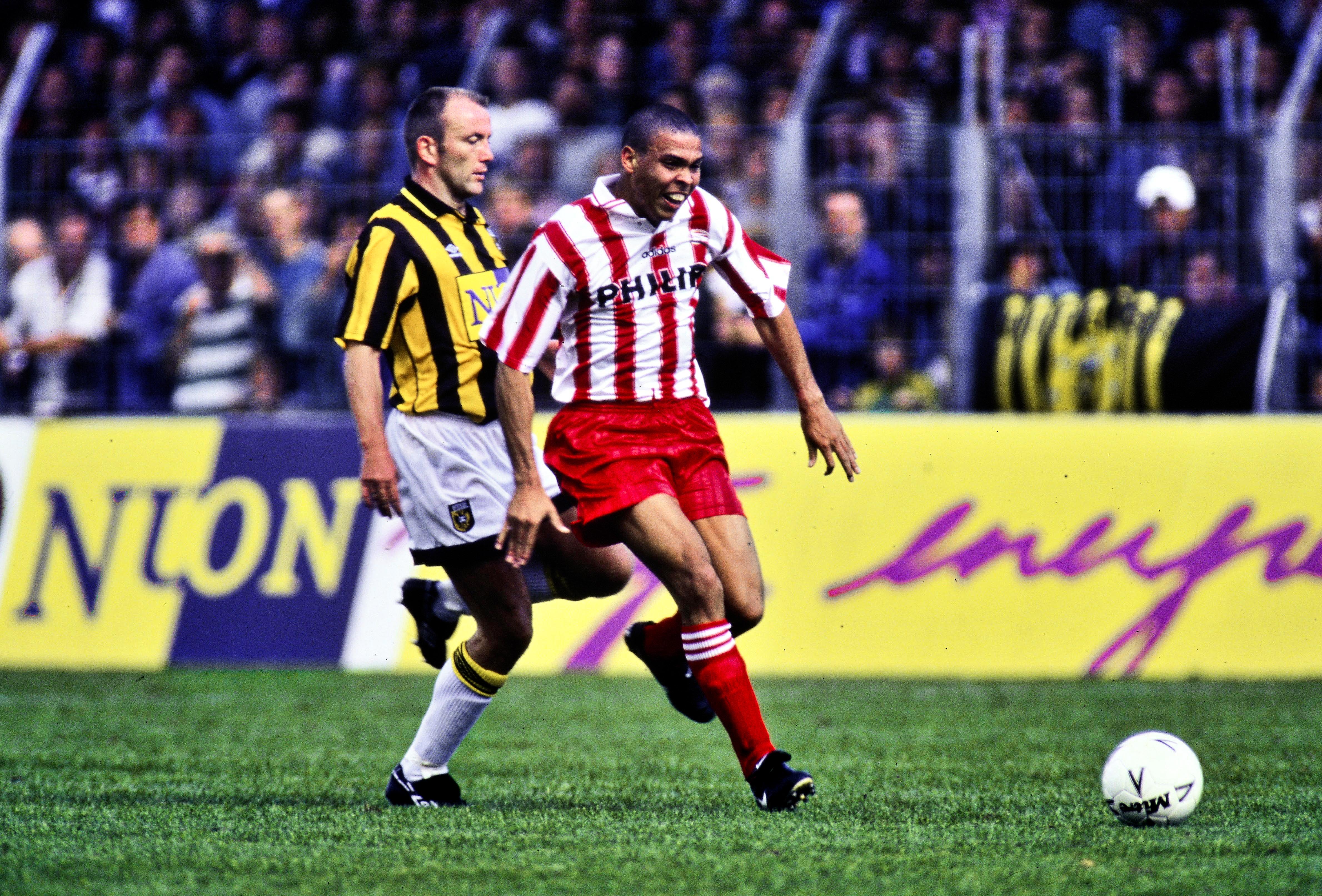 d9b60161e Ronaldo: the PSV diaries