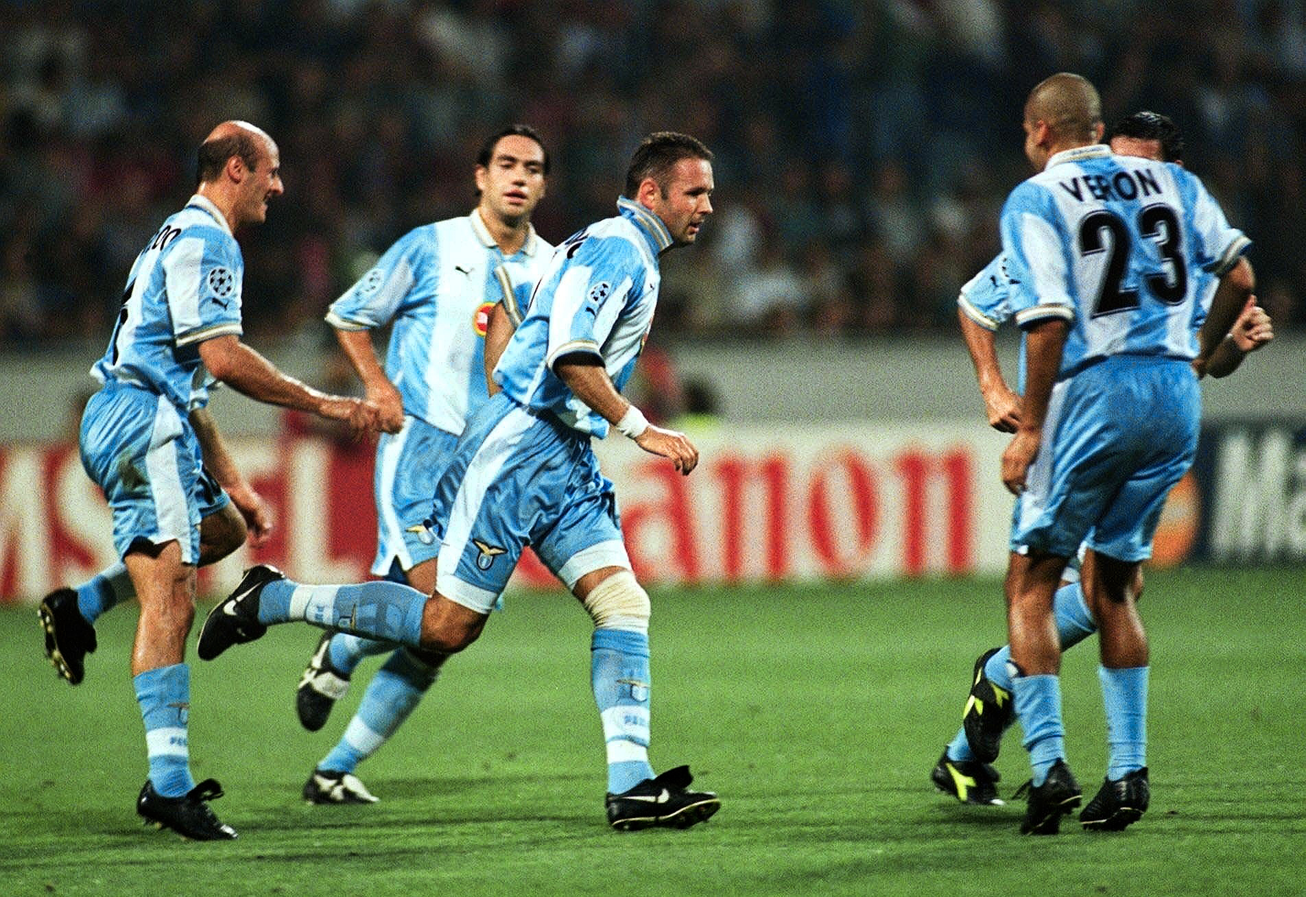 8bb81540a How Sven-Göran Eriksson s Lazio won the great Serie A title race of 1999  2000