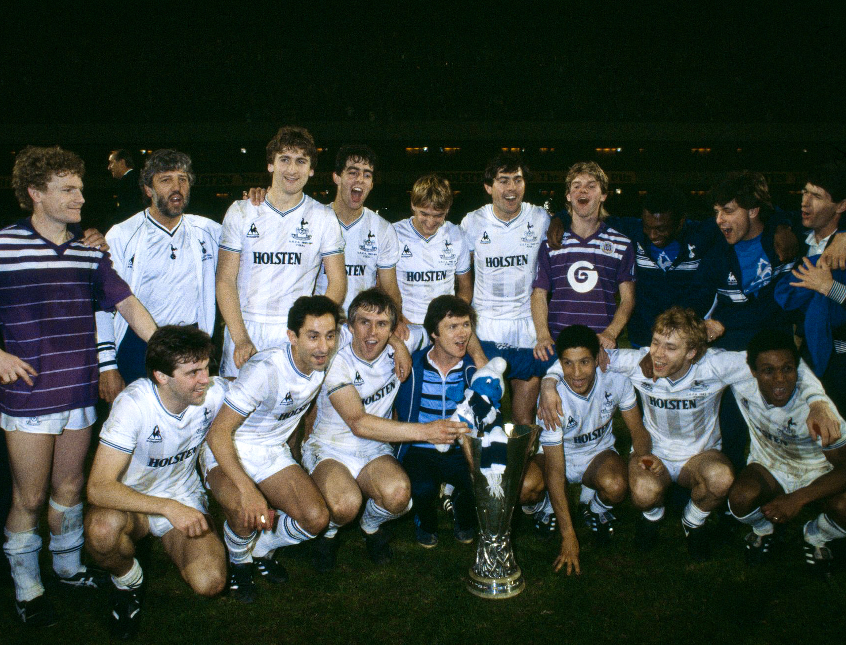 9506dcbd7 How an exciting Tottenham side lifted the 1984 UEFA Cup to claim their last  European silverware