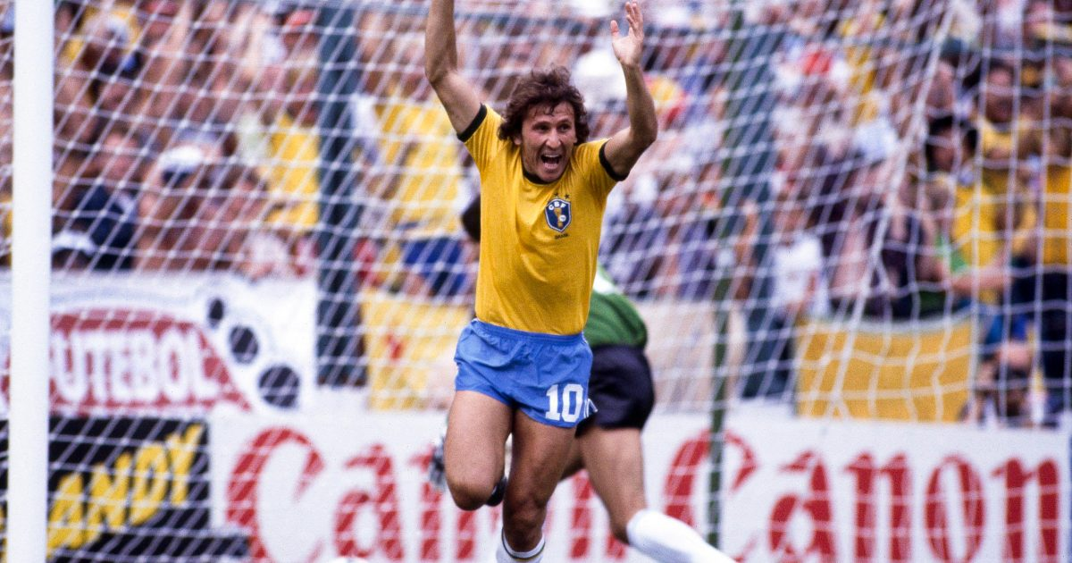 Zico: the Ginga master who became the soul of Brazilian football