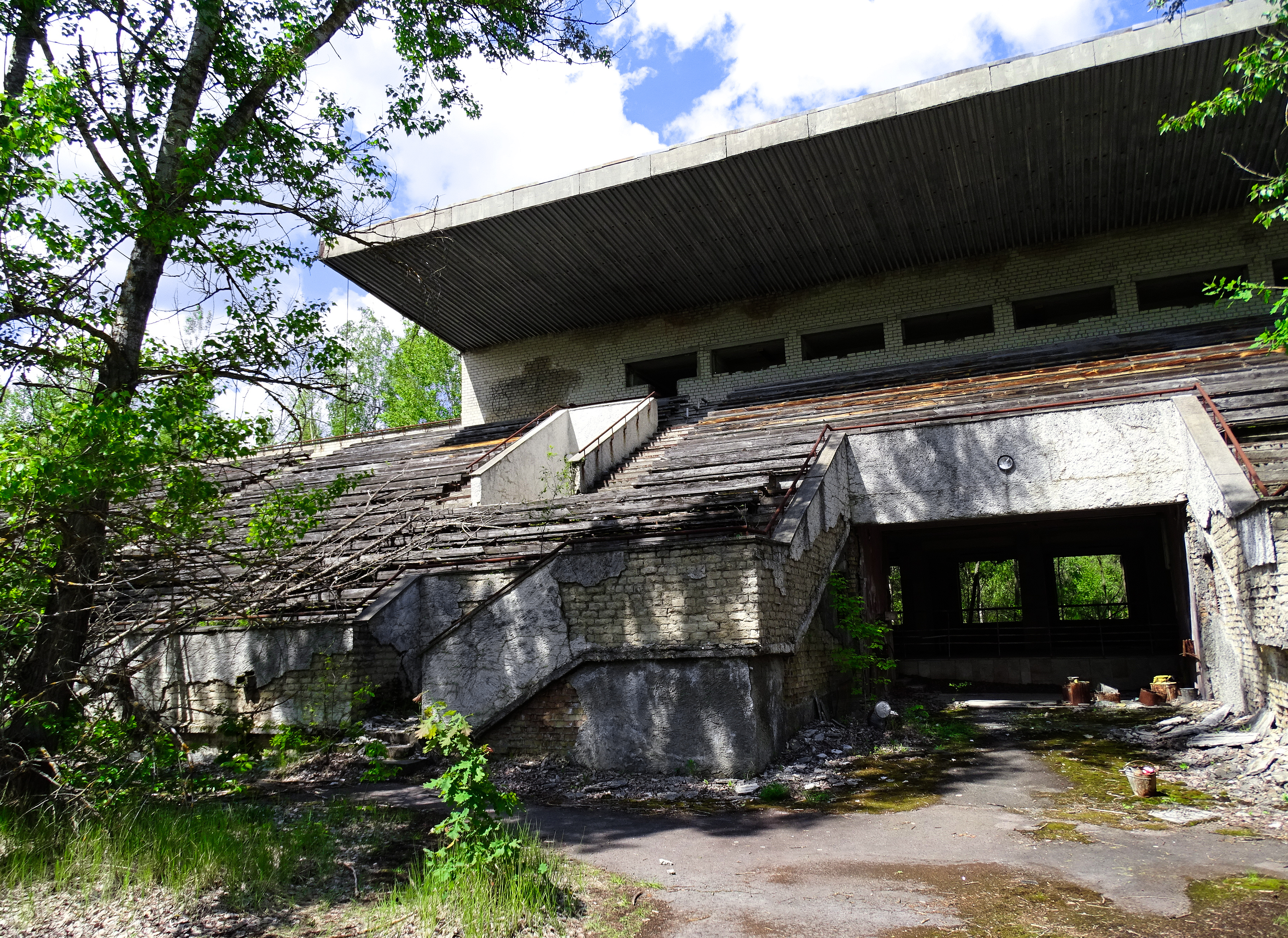 The ghosts of Pripyat: how the Chernobyl disaster ended the