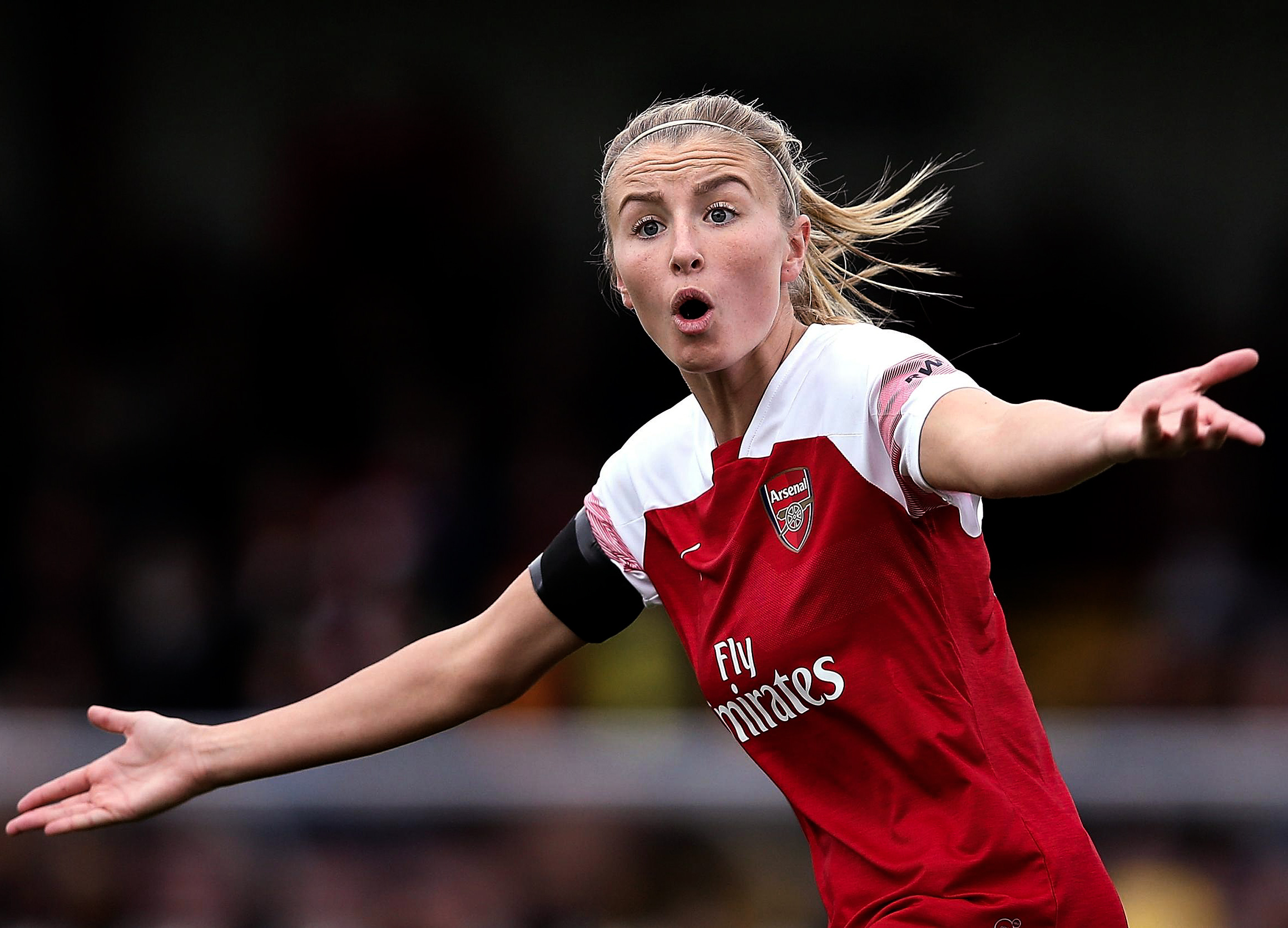 Leah Williamson Talks Arsenal Nightmare Penalties And