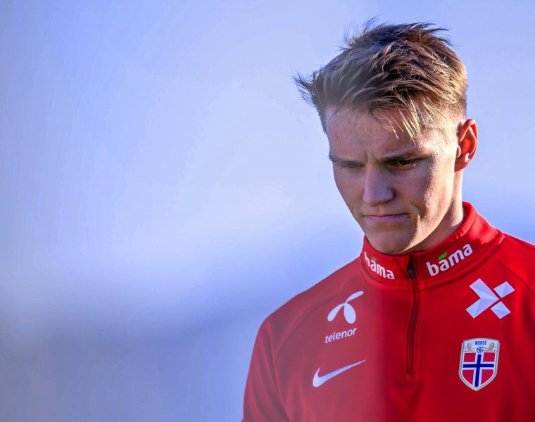dbd3b1b2 The inside story of Martin Ødegaard, the Real Madrid man still on track to  become Norway's first football megastar