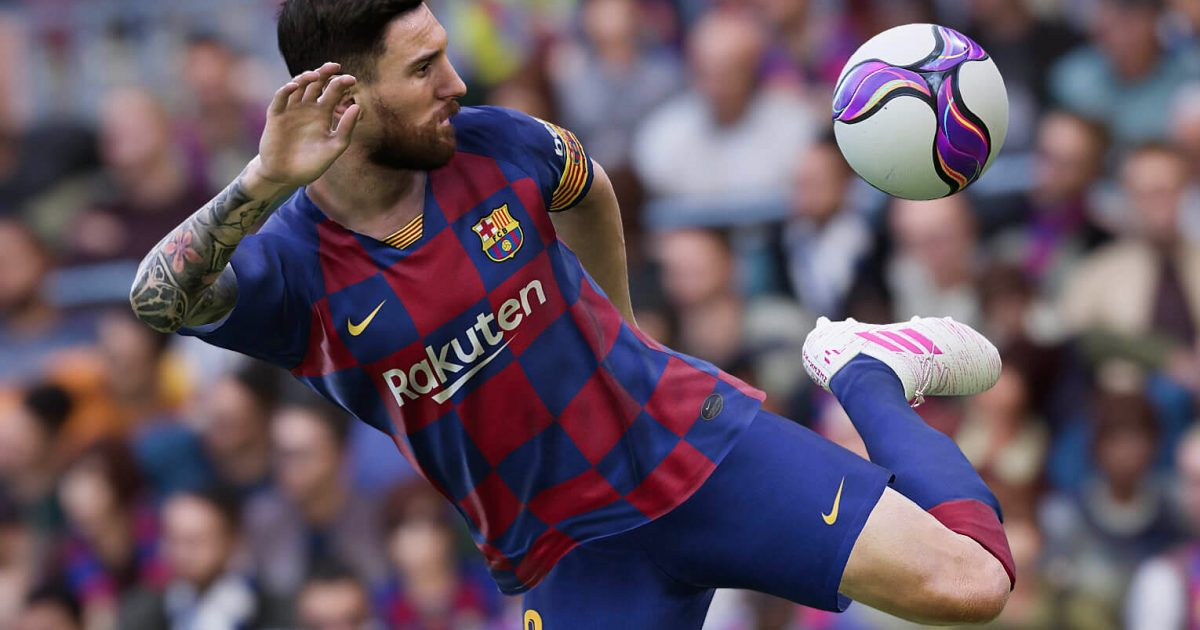 The inside story of PES 2020, the game taking the series