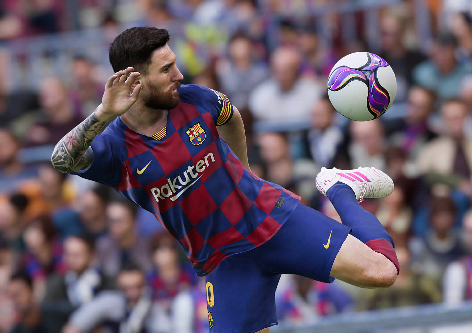 The inside story of PES 2020, the game taking the series back to its