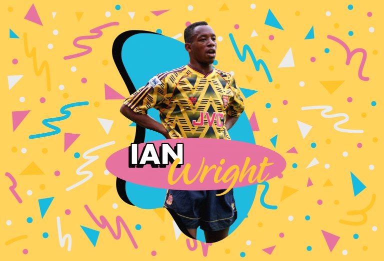 Names of the Nineties: Ian Wright