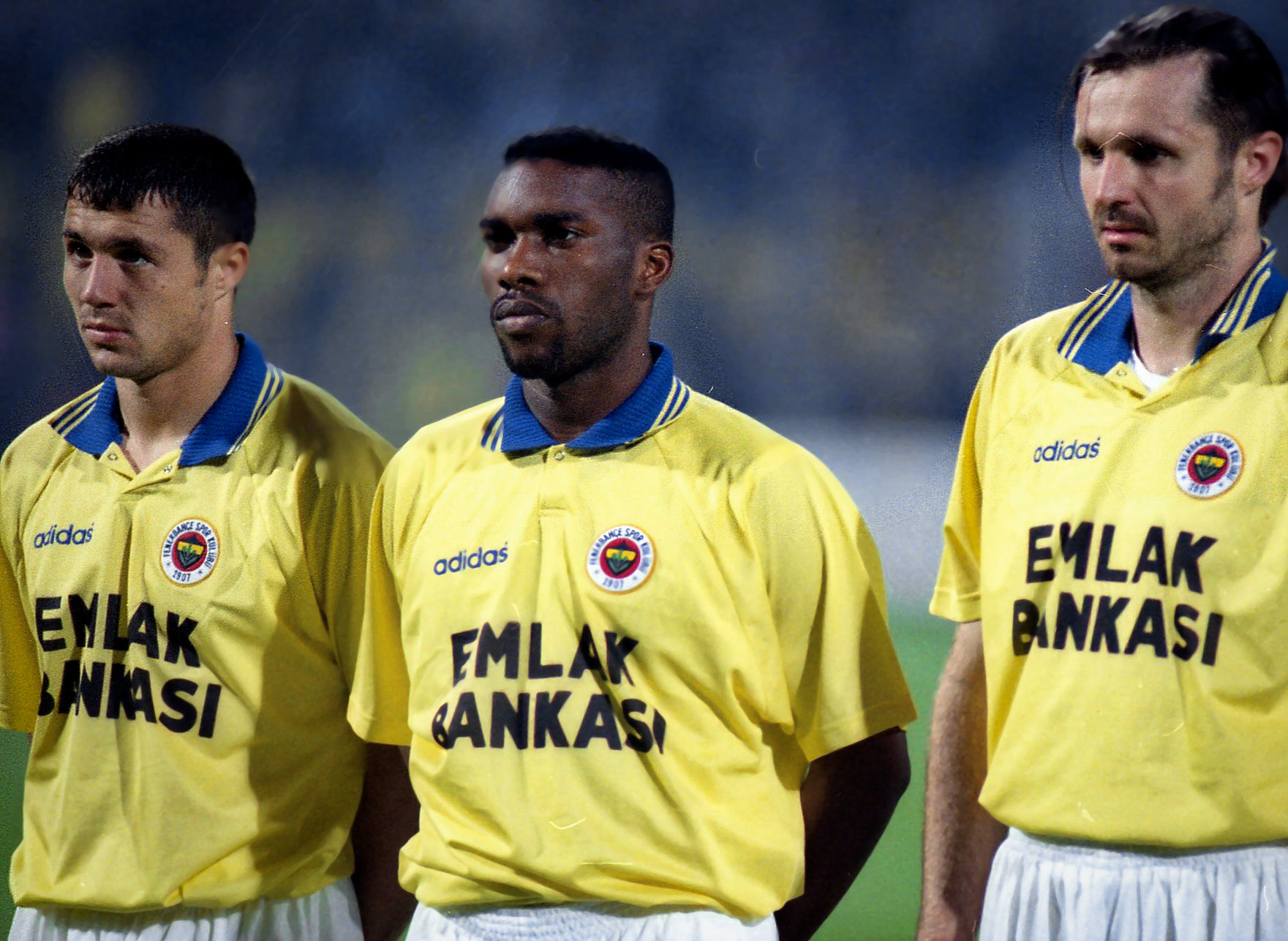 THUNDERBOLTS AND SCREAMERS: THE STORY OF JAY-JAY OKOCHA AT FENERBAHÇE